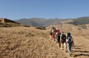 fez hiking morocco