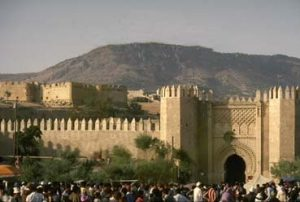 Imperial city of Fez