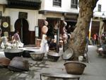 Place Seffarine, place du henné Fes
