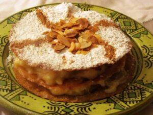 Cours de cuisine Fes Maroc