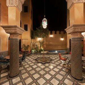 Services et équipements du Riad Layalina
